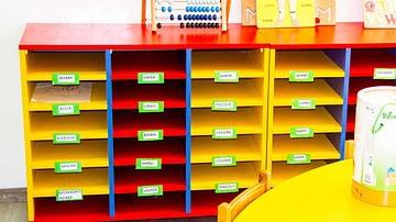 étagère bibliothèque Mobilier scolaire