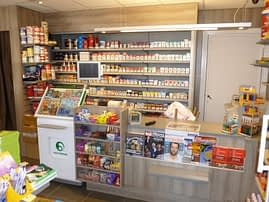 Librairie, kiosque du tabac & journaux