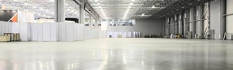 aménagement des espaces industriels