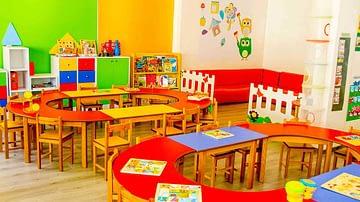 Mobilier Scolaire : équipement pour maternelle