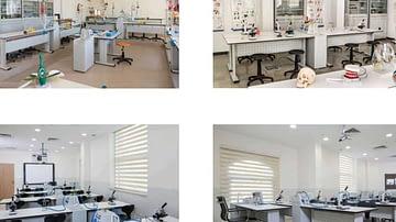 équipement pour laboratoire Mobilier Scolaire