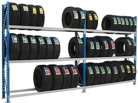 Stockage de pneus