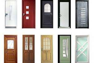 portes fenêtres et portes de patio