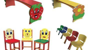 Bancs et chaises : Mobilier Scolaire